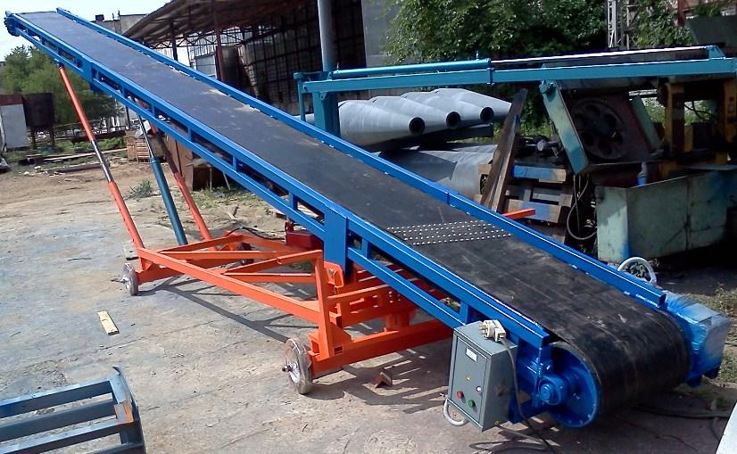 Ленточный транспортер для зерна передвижной блок реле фольксваген транспортер т4
